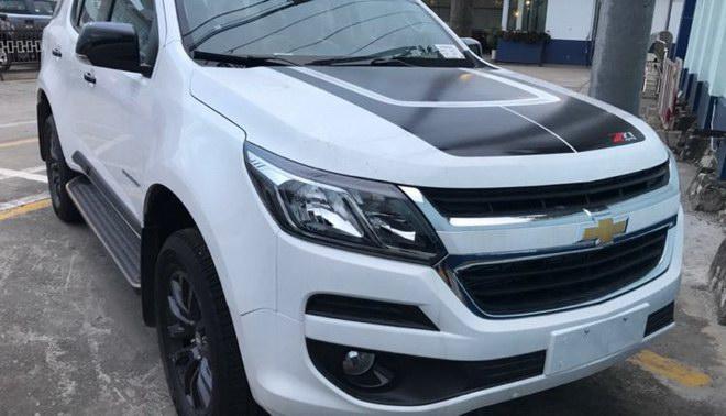 Chevrolet Trailblazer về Việt Nam đấu Fortuner