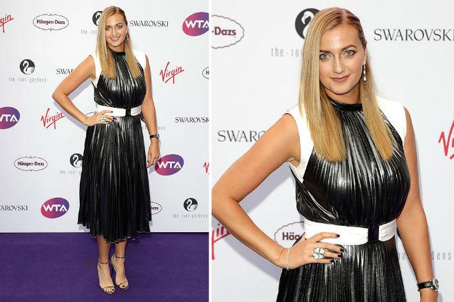 """Mỹ nhân Wimbledon đại chiến: Vắng Sharapova, bồ Wawrinka """"làm trùm"""" - 5"""
