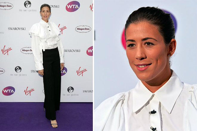 """Mỹ nhân Wimbledon đại chiến: Vắng Sharapova, bồ Wawrinka """"làm trùm"""" - 7"""