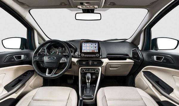 Hé lộ thông tin, hình ảnh bản nâng cấp của Ford EcoSport 2018 - 2