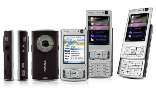 """Những chiếc điện thoại từng """"làm mưa làm gió"""" trước iPhone - 3"""