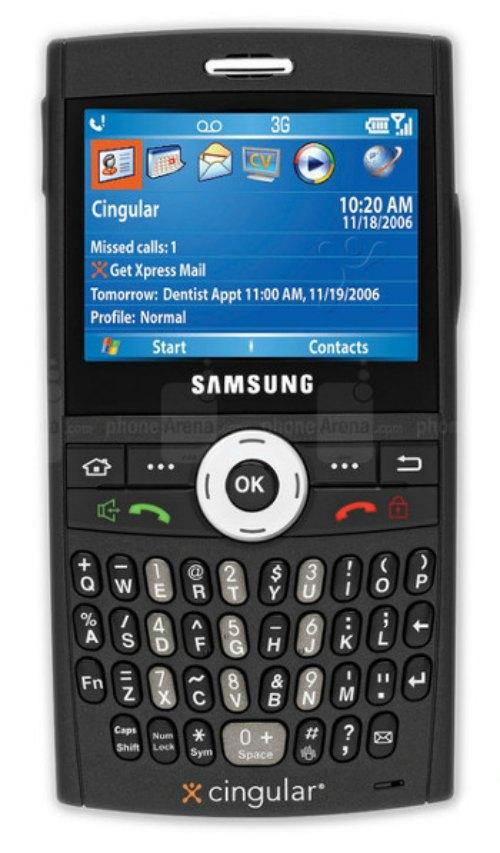 """Những chiếc điện thoại từng """"làm mưa làm gió"""" trước iPhone - 5"""