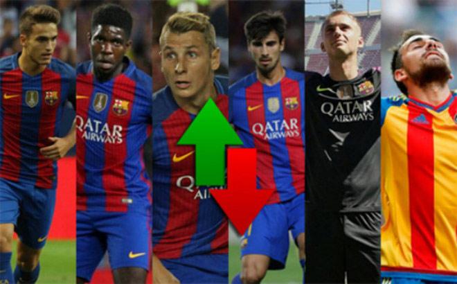 """Khi cả châu Âu thèm muốn những """"hàng thải"""" của Barca"""