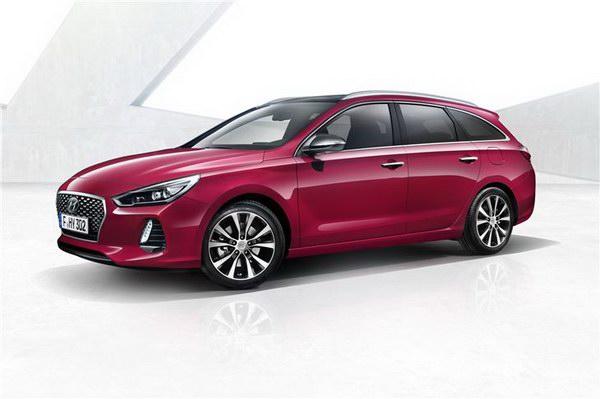 Hyundai i30 Tourer 2017 công bố giá 500 triệu đồng