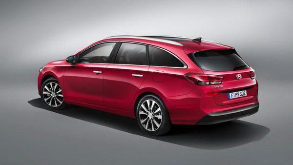 Hyundai i30 Tourer 2017 công bố giá 500 triệu đồng - 2