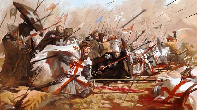 Coi thường lực lượng này, 8 vạn quân Hồi giáo bị đánh tan - 3