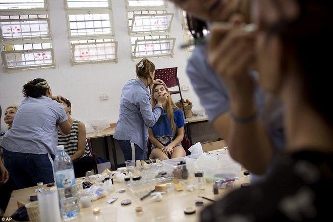 Khám phá nhà tù dành riêng cho nữ giới ở Israel - 6
