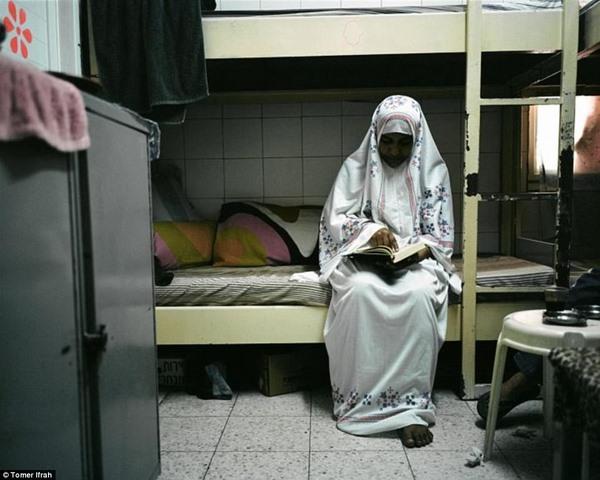 Khám phá nhà tù dành riêng cho nữ giới ở Israel - 4