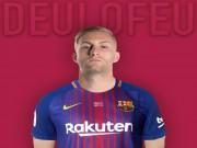 Bóng đá - Barca: Tân binh chính thức đầu tiên, mới mà cũ
