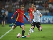 Bóng đá - U21 Đức - U21 Tây Ban Nha: Nổ tung với cú đánh đầu