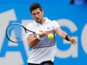 """Thể thao - Tennis chung kết Aegon: Djokovic 174 ngày """"đói"""" danh hiệu"""