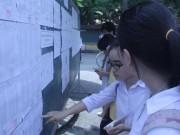 Hà Nội: Thời hạn  chót  tuyển sinh bổ sung vào lớp 10