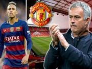 MU - Mourinho chê Ronaldo vì Neymar 170 triệu bảng