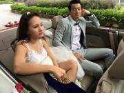 """Phim - Không ngờ Bảo Thanh có ảnh """"độc"""" đến thế với người tình màn ảnh"""