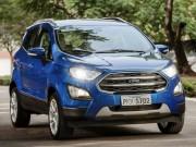 Tư vấn - Hé lộ thông tin, hình ảnh bản nâng cấp của Ford EcoSport 2018