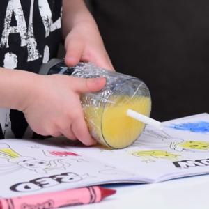 Clip: Mẹo vặt cực hữu ích khi nhà có trẻ nhỏ - 1