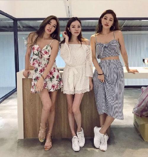 Giật mình với tuổi thật của 4 mẹ con xinh đẹp ở Đài Loan - 3