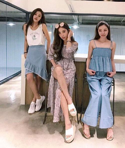 Giật mình với tuổi thật của 4 mẹ con xinh đẹp ở Đài Loan - 5