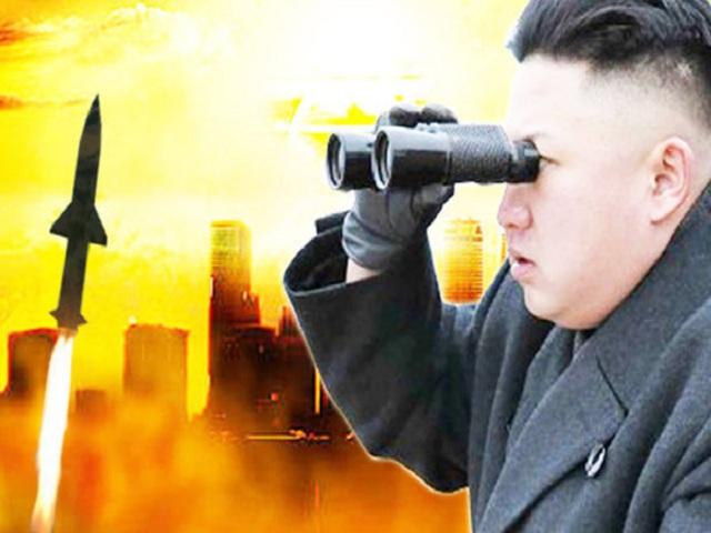 Triều Tiên: Giờ là lúc cho chiến tranh hạt nhân
