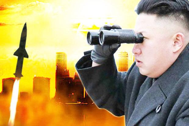 Triều Tiên: Giờ là lúc cho chiến tranh hạt nhân - 1