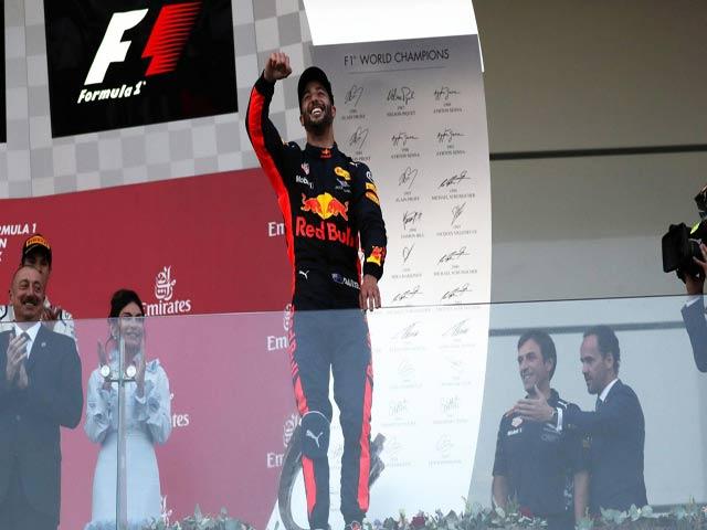"""Đua xe F1: Chuyện không tưởng của """"bò húc"""" tại xứ Baku"""