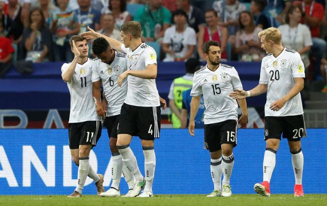 Đức - Chile: Vinh quang ở rất gần - 1
