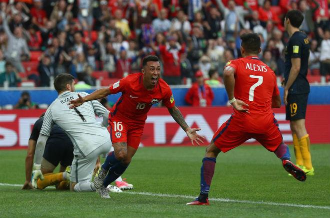Đức - Chile: Vinh quang ở rất gần - 2