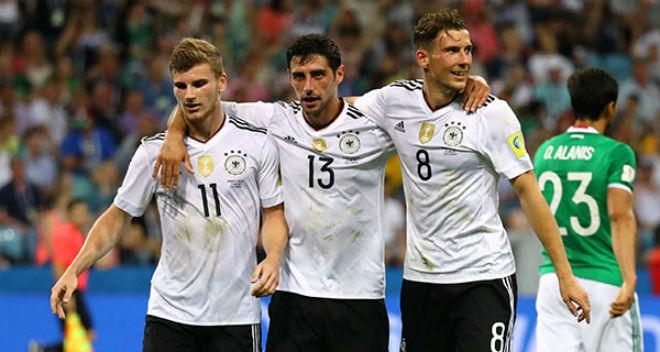 Chi tiết Confederations Cup, Đức - Chile: Những nỗ lực bất thành (KT) - 9
