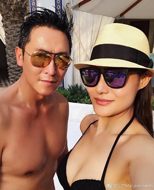 Khánh My phải e dè trước nhan sắc U50 của vợ tài tử TVB Mã Đức Chung - 2