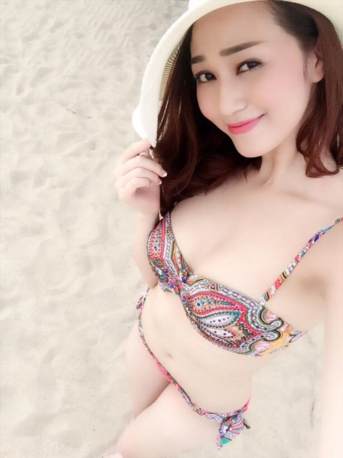 Khánh My phải e dè trước nhan sắc U50 của vợ tài tử TVB Mã Đức Chung - 11