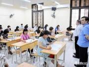 Giáo dục - du học - Hà Nội đã chấm được 50% bài thi môn Ngữ Văn