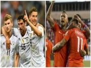 Bóng đá - Đức - Chile: Vinh quang ở rất gần
