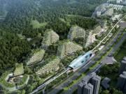 """Thế giới - Ngắm """"thành phố rừng"""" đầu tiên thế giới xây ở TQ"""