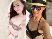 Khánh My phải e dè trước nhan sắc U50 của vợ tài tử TVB Mã Đức Chung