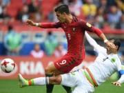 Bồ Đào Nha - Mexico: 2 quả penalty, 3 thẻ đỏ  & amp; kịch bản khó ngờ