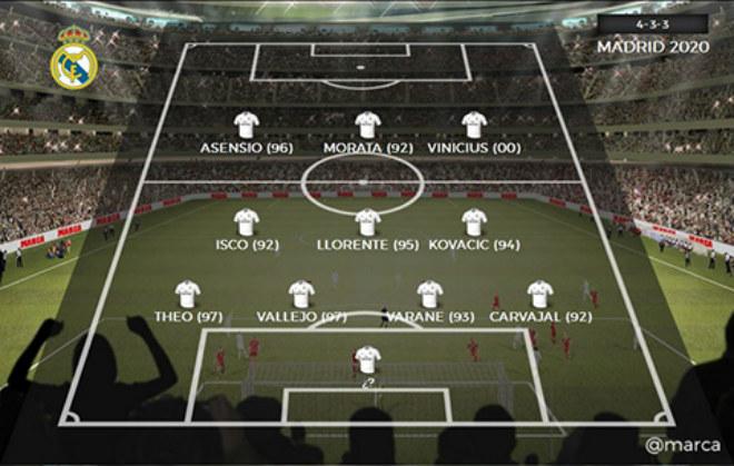 """Real Madrid xây """"Galacticos 3.0"""": Ronaldo phải nhường chỗ? - 3"""
