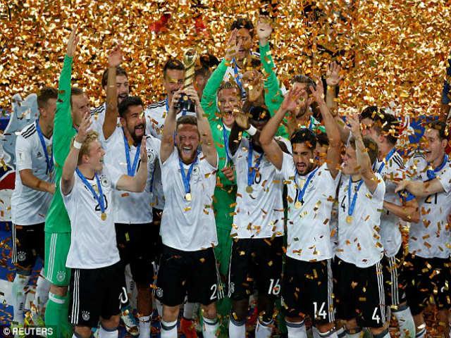 Confederations Cup: Người Đức và sứ mệnh hóa giải lời nguyền - 5