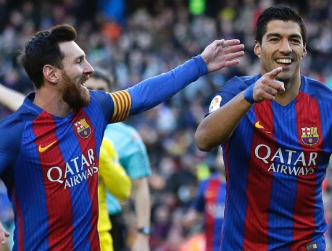 "Barca tính ""thải"" Suarez mua sao 90 triệu euro, Messi ra tay - 2"