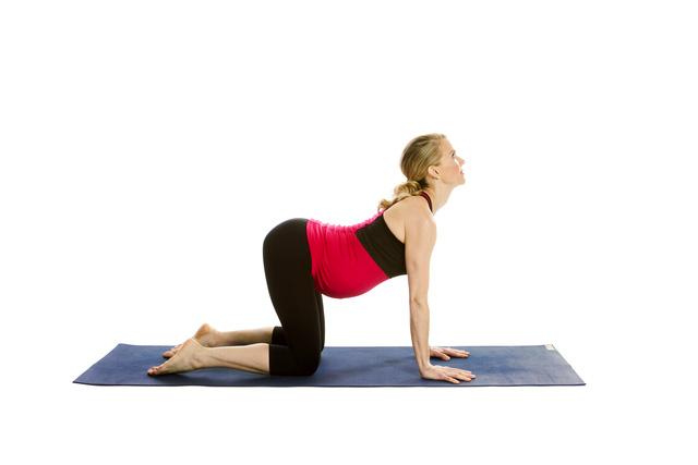 4 bài tập vừa giúp giảm đau nhức ở thai phụ vừa tốt cho thai nhi - 2