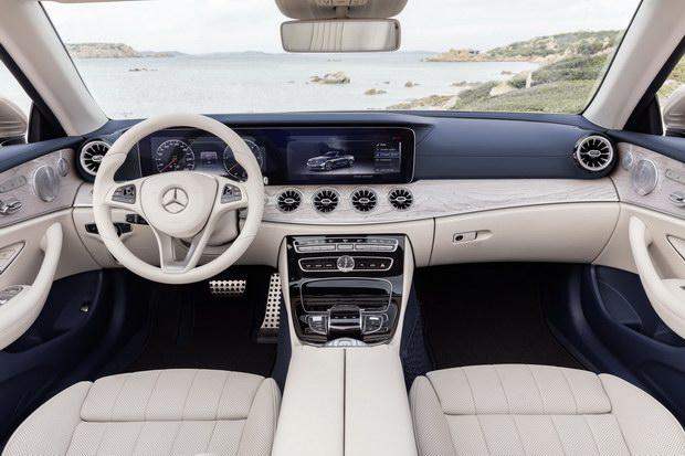 Mercedes E-Class Cabriolet 2018 có giá từ 1,4 tỷ đồng - 3