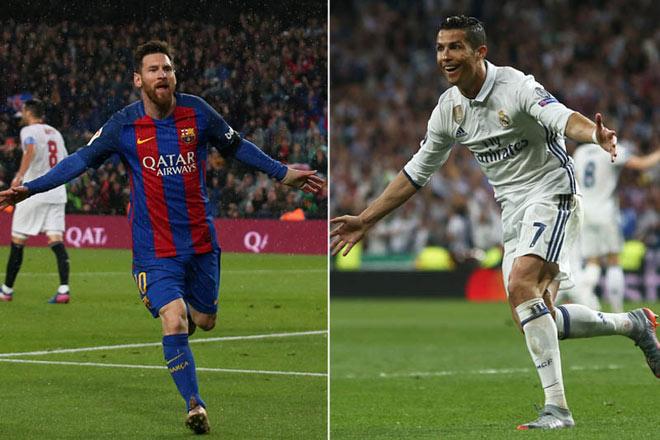 Huyền thoại Ronaldo và Messi đã bẻ cong lịch sử thế nào? - 1