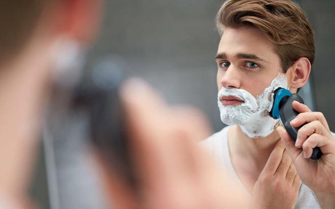 Cạo râu sành điệu với trợ thủ đắc lực dành cho quý ông hiện đại - 1