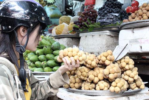 """Chi 8.500 tỷ đồng nhập trái cây: Người Việt """"nghiện"""" trái cây Thái? - 1"""