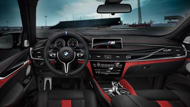 Lộ diện BMW X5 M và X6 M bản đen bóng đặc biệt - 2