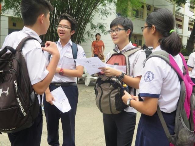 TP. HCM công bố điểm chuẩn vào lớp 10 trường công lập - 5