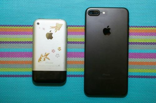 Từ iPhone đầu tiên đến iPhone 7 Plus: Apple đã lột xác thế nào? - 9