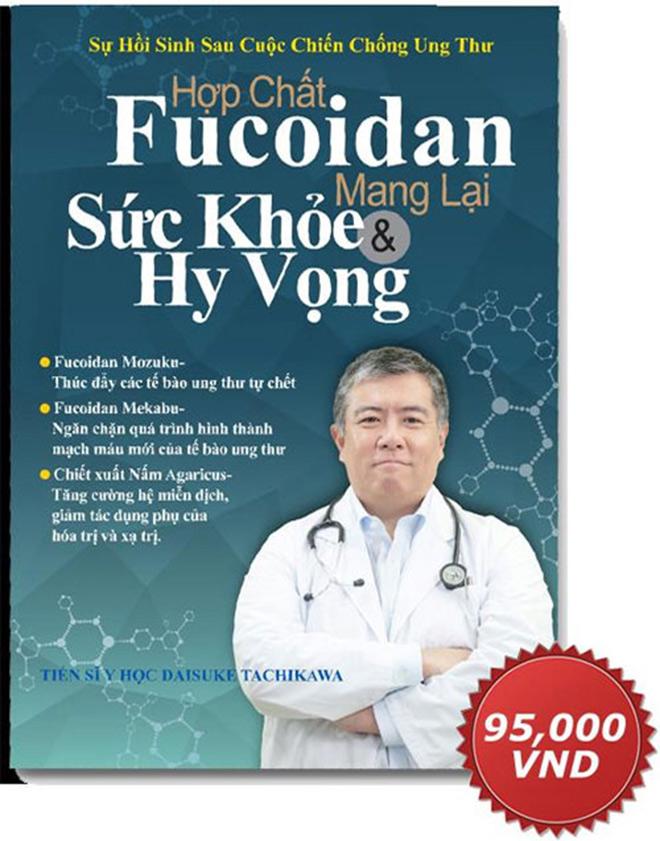 Cuốn sách mở ra cánh cửa đầy hy vọng cho bệnh nhân ung thư - 1