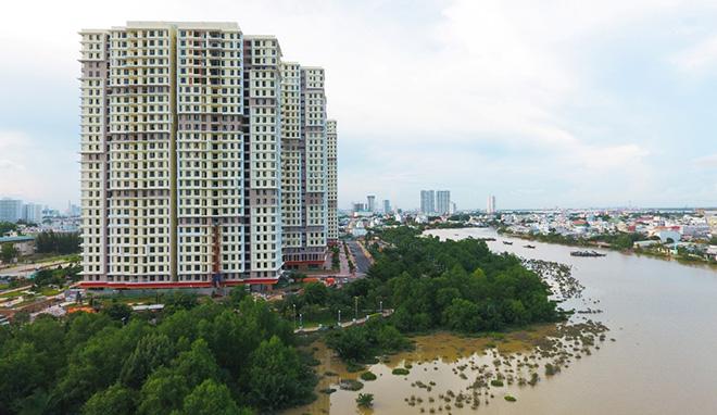 Sợ hãi tình trạng nhận nhà chậm nhiều khách hàng tìm mua căn hộ hoàn thiện - 1