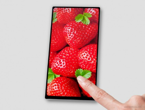 Sony sắp tung smartphone cỡ 6 inch không viền màn hình - 1