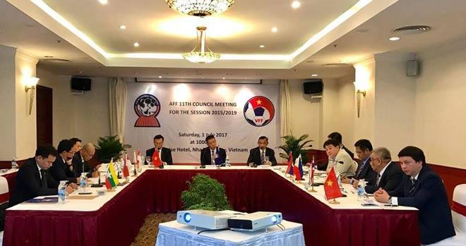 """""""Trò hề"""" bốc thăm SEA Games: Malaysia xuống nước, Việt Nam có cơ hội - 1"""
